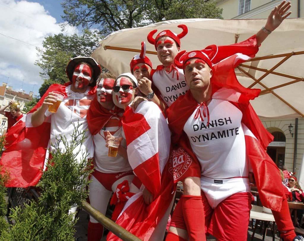 22108 Горячие фаны Евро 2012