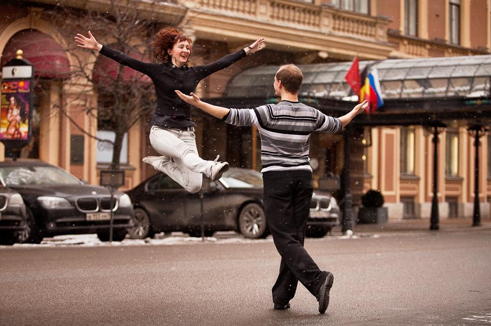 2213 Dance Petersburg / Танцующий Петербург