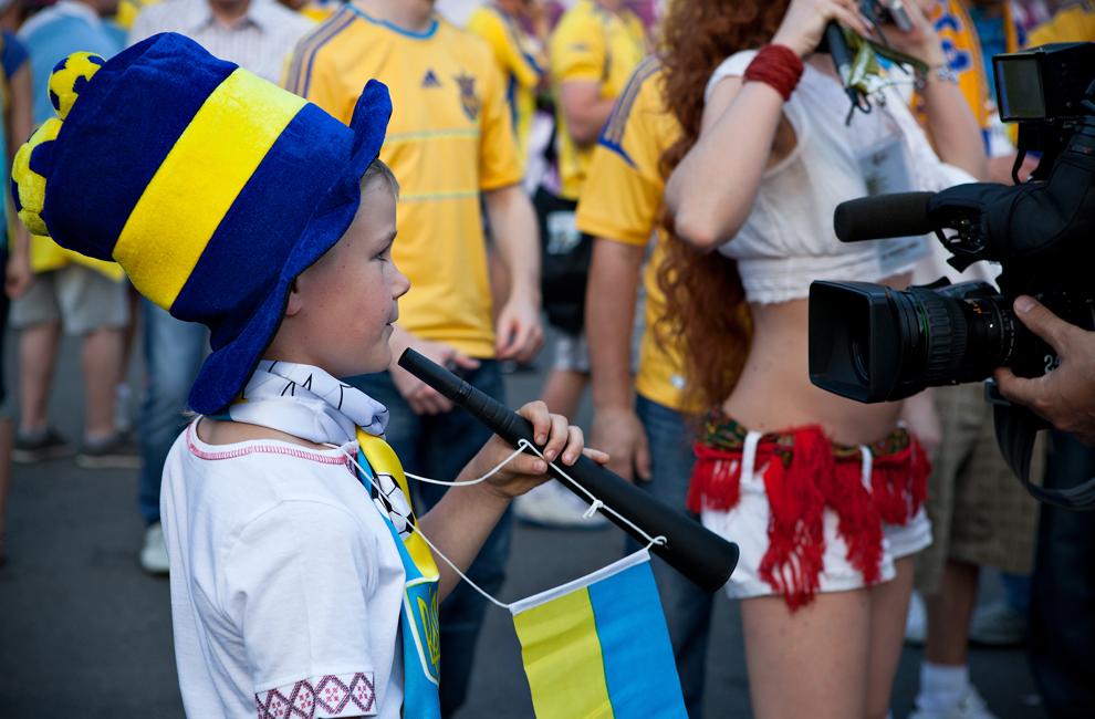 2253 Евро 2012 в Киеве