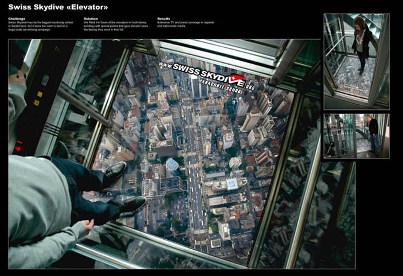 2266 Креативные рекламные стикеры