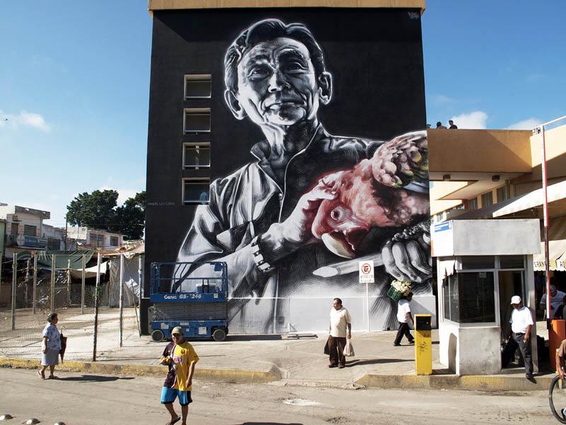 2288 Граффити от Эль Мак