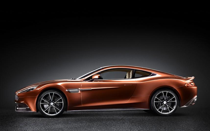 2291 Фотографии новейшего Aston Martin Vanquish