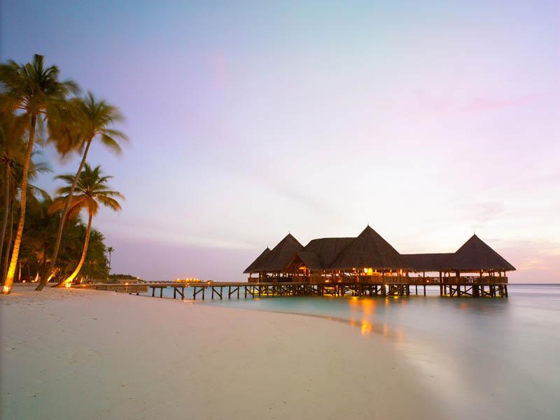 23 Удивительные домики отеля Soneva Gili на Мальдивах