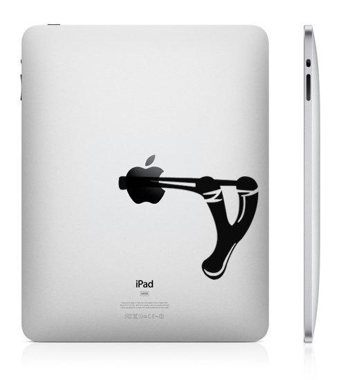 2317 33 креативных наклейки на ваш iPad