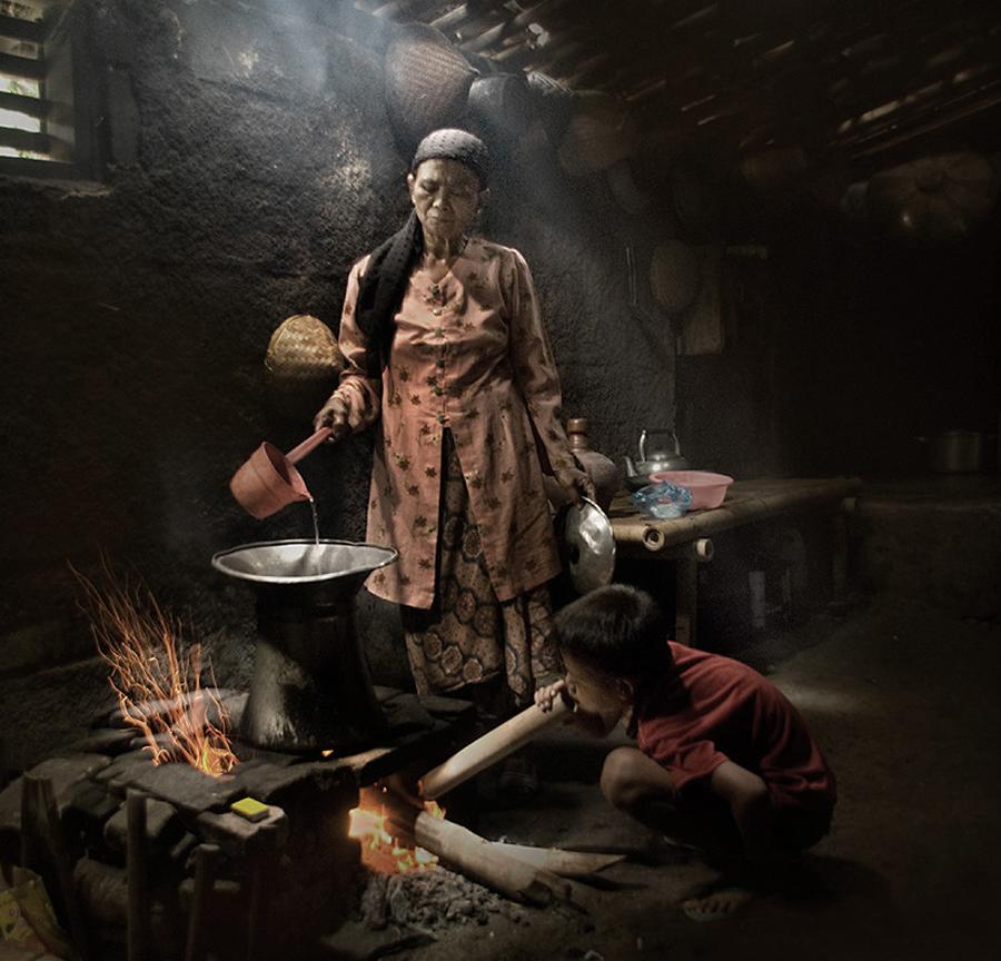 2377 Индонезийские истории фотографа Девана Иравана