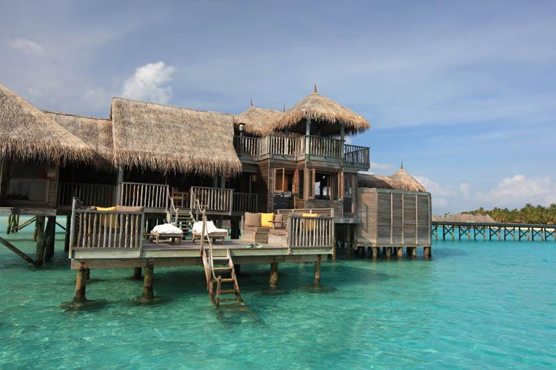 24 Удивительные домики отеля Soneva Gili на Мальдивах