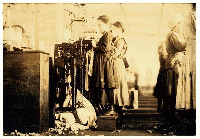 2434 Детский труд в истории