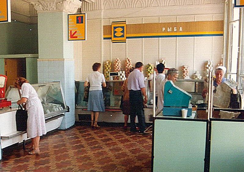 244 Советский Союз 1989 года глазами американца