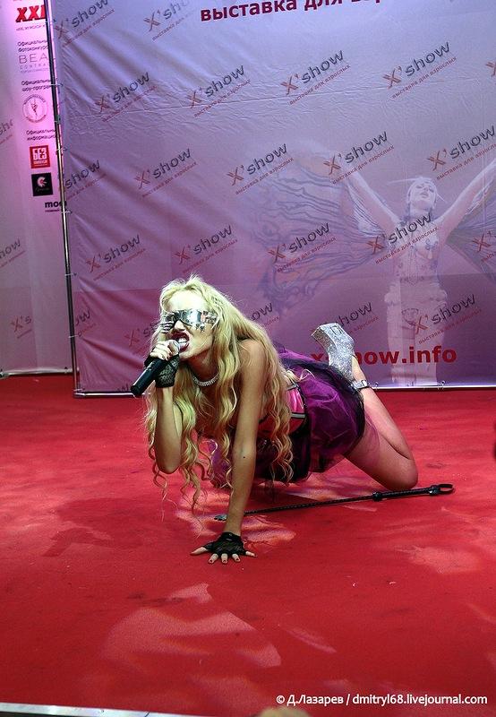 245 На выставке для взрослых «X'show 2012″ в Москве