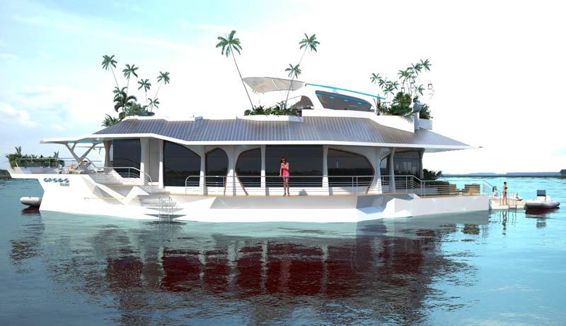 2462 Судно остров