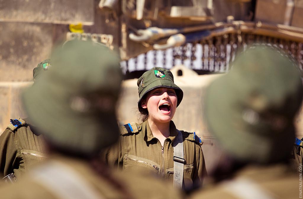 249 Женщина с танком