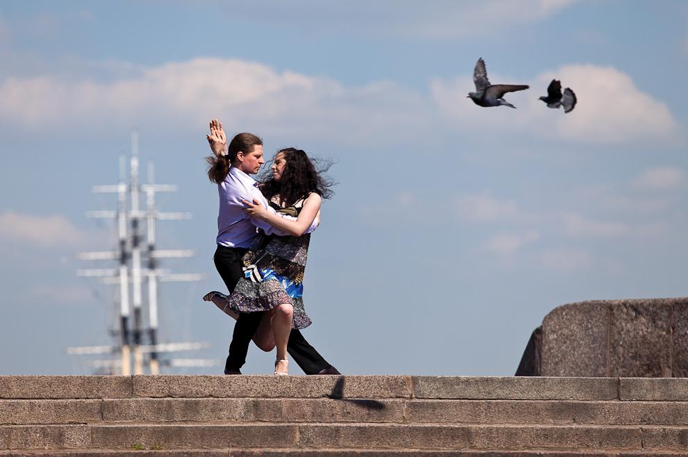 2510 Dance Petersburg / Танцующий Петербург