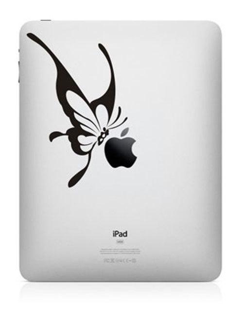 2516 33 креативных наклейки на ваш iPad