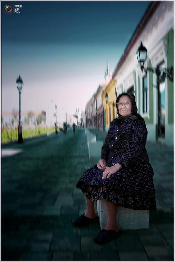 2527 Выразительные снимки венгерского фотографа Габора Дворника