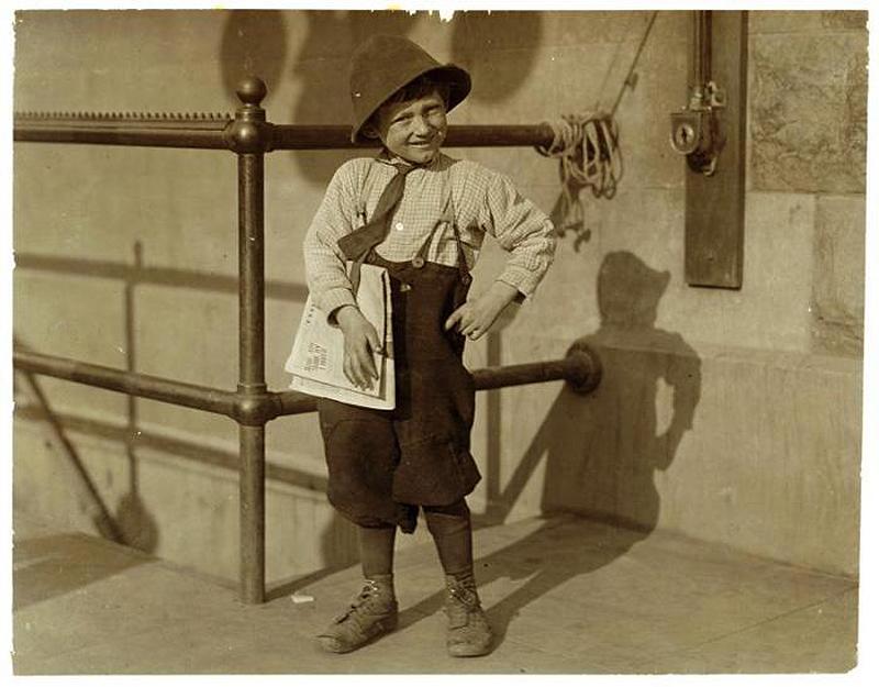 2533 Детский труд в истории