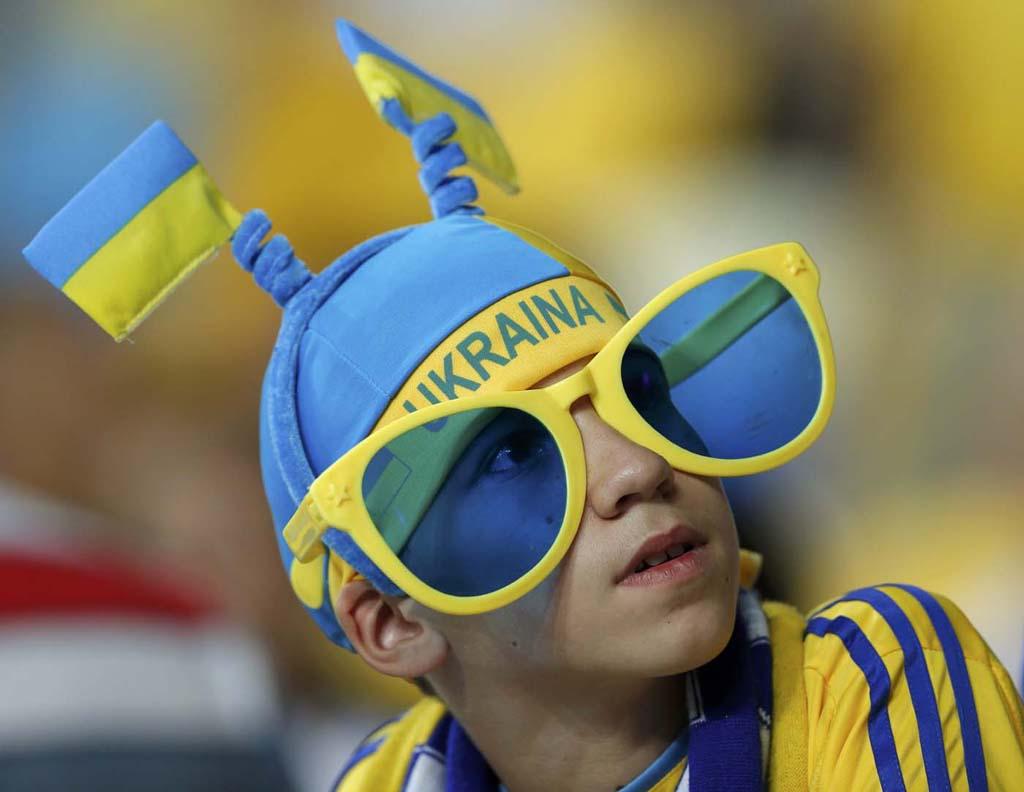 2563 Горячие фаны Евро 2012