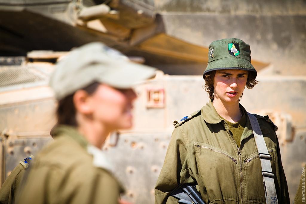 259 Женщина с танком
