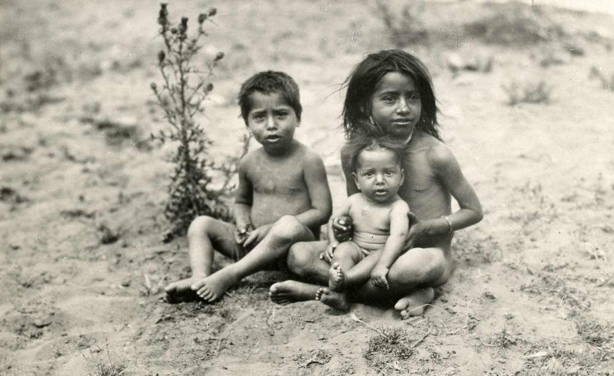 2636 Жизнь цыган в Европе до Второй Мировой войны
