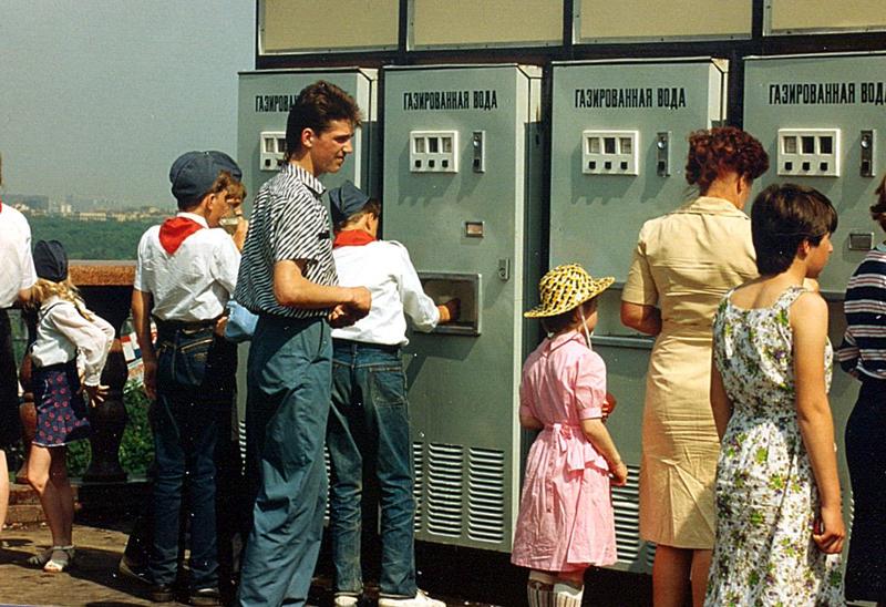 264 Советский Союз 1989 года глазами американца