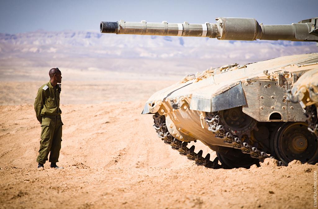 269 Женщина с танком