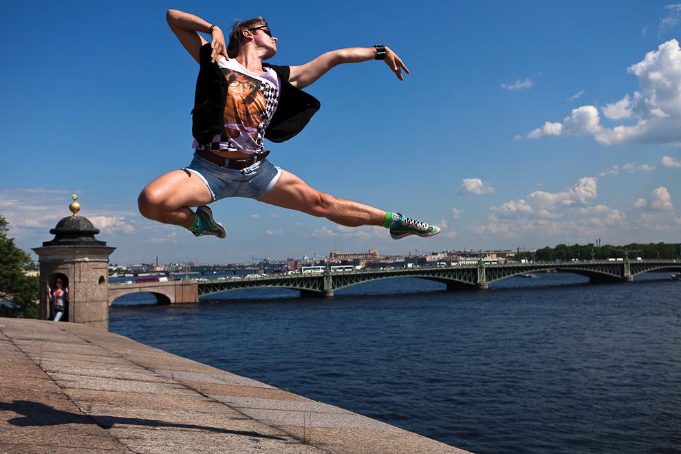 2710 Dance Petersburg / Танцующий Петербург