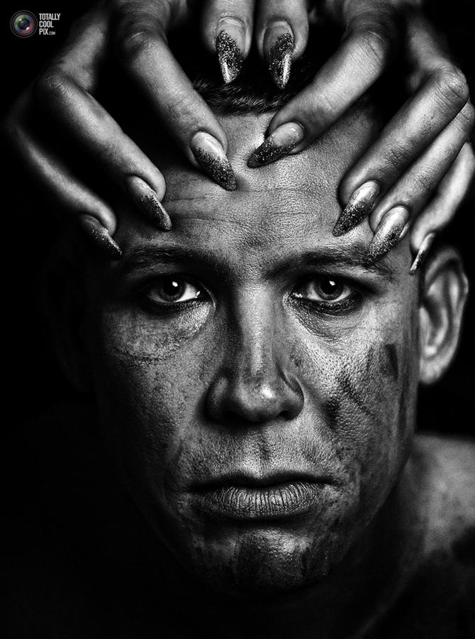 2721 Выразительные снимки венгерского фотографа Габора Дворника