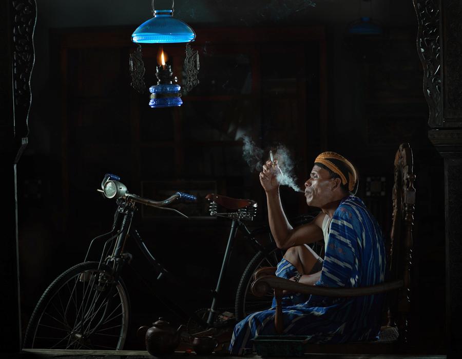 2753 Индонезийские истории фотографа Девана Иравана