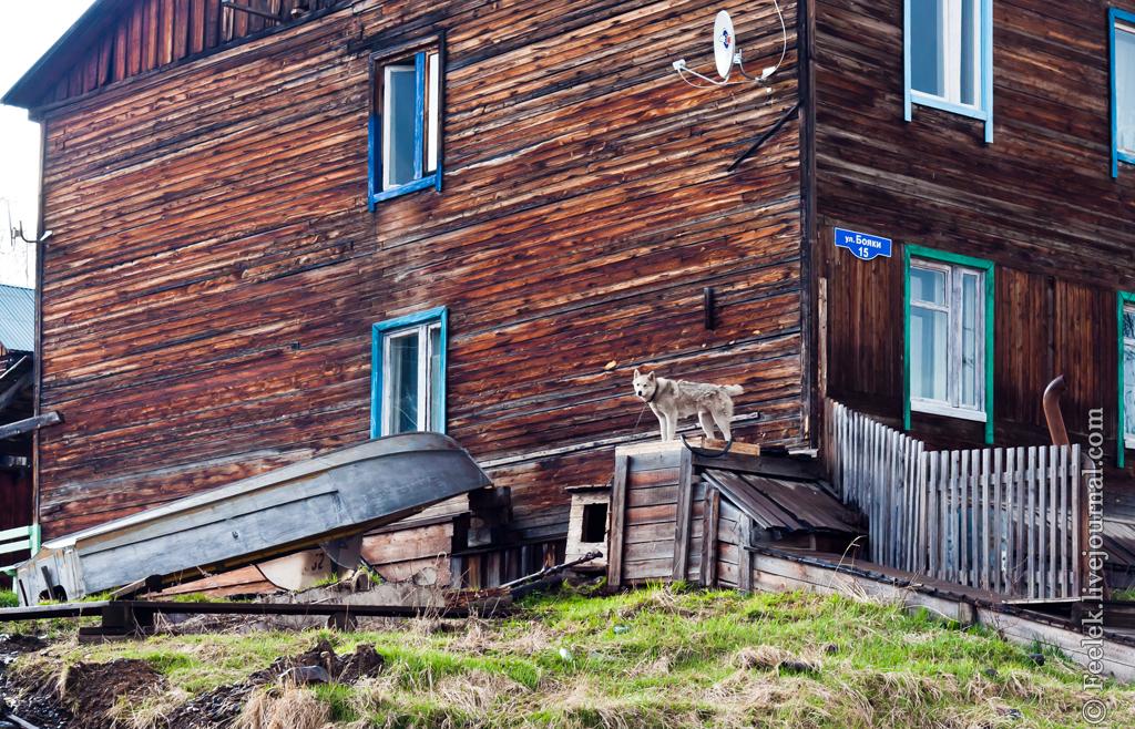 2814 Село Байкит, Эвенкия