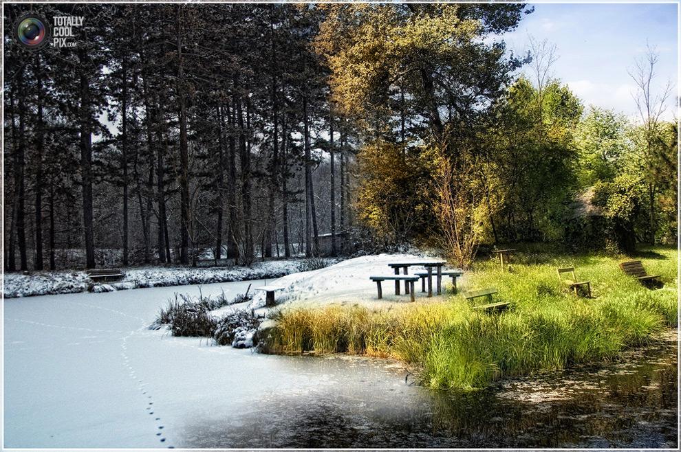 2817 Выразительные снимки венгерского фотографа Габора Дворника