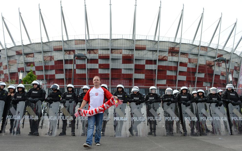 2822 Евро 2012   фанаты