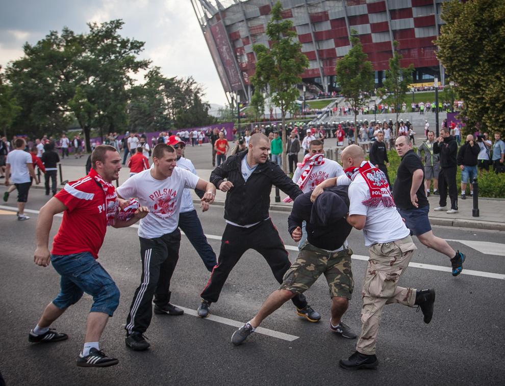 2922 Евро 2012   фанаты