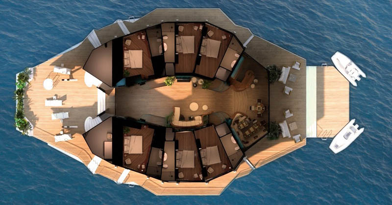 2941 Судно остров