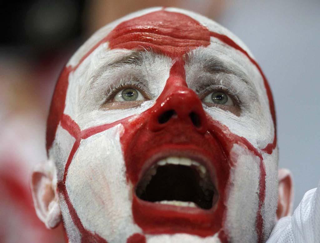 2942 Горячие фаны Евро 2012