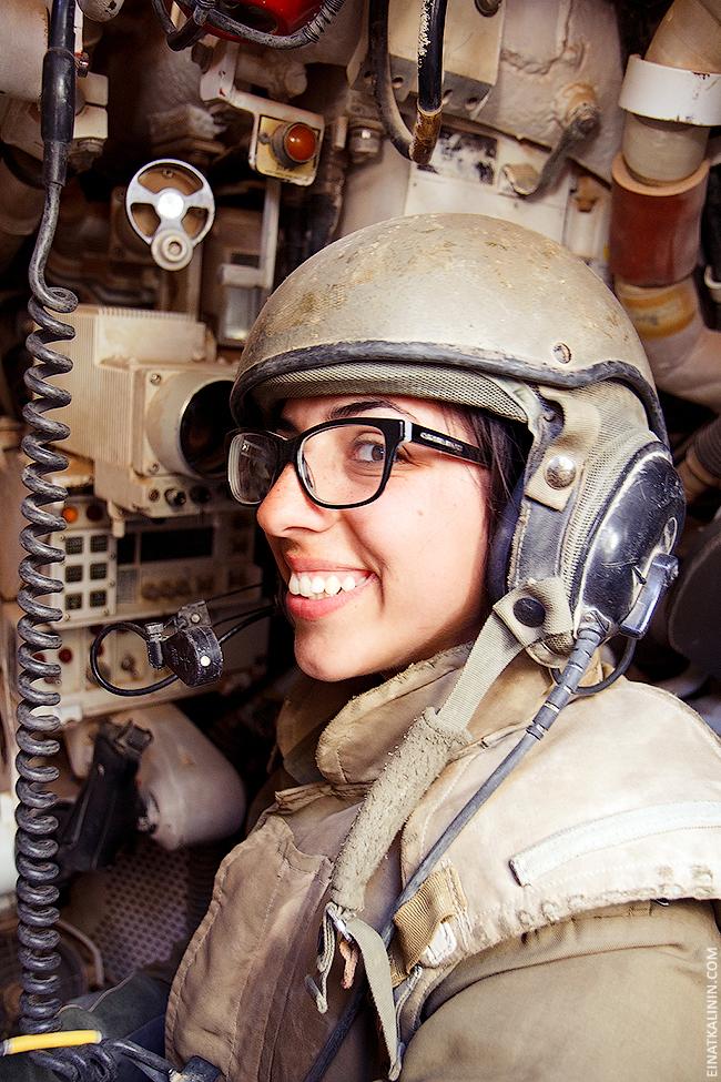 298 Женщина с танком