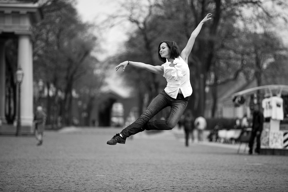 299 Dance Petersburg / Танцующий Петербург