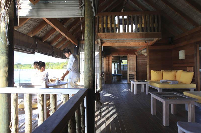 3 Удивительные домики отеля Soneva Gili на Мальдивах