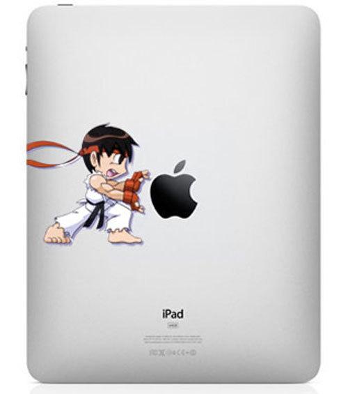 3011 33 креативных наклейки на ваш iPad