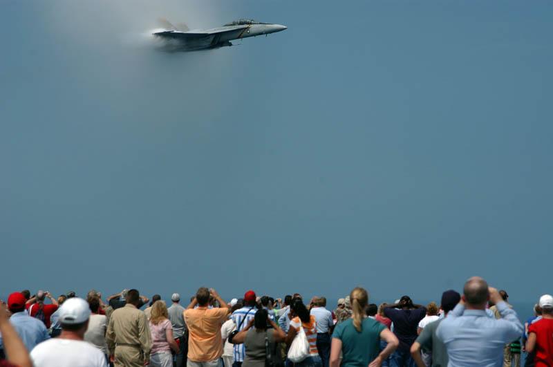 3026 30 лучших фотографий преодоления «звукового барьера» самолётами