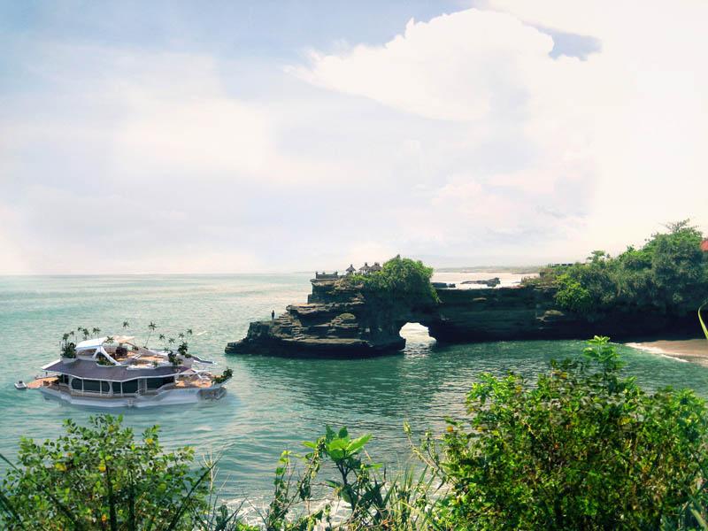 3039 Судно остров