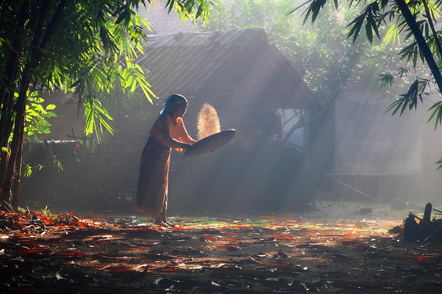 3043 Индонезийские истории фотографа Девана Иравана