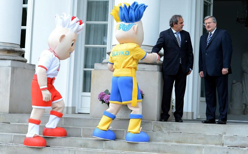 3108 Евро 2012 стартовал