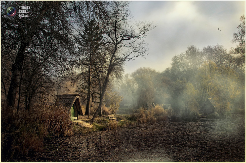 3109 Выразительные снимки венгерского фотографа Габора Дворника