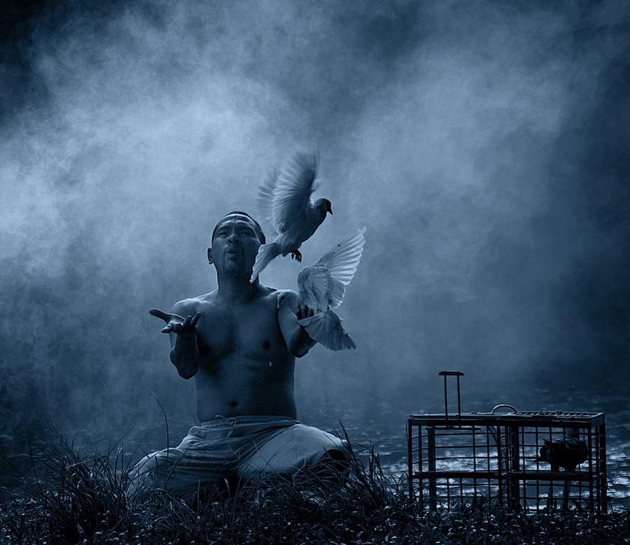 31109 Индонезийские истории фотографа Девана Иравана