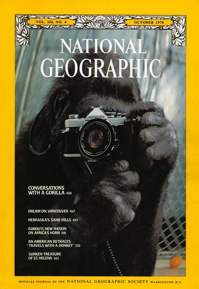 3126 20 лучших обложек журнала National Geographic
