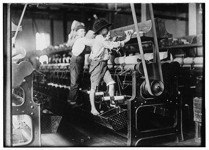 3150 Детский труд в истории