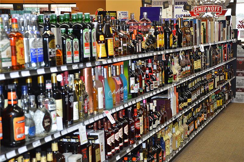 3156 Товары, которые чаще всего воруют в магазинах США