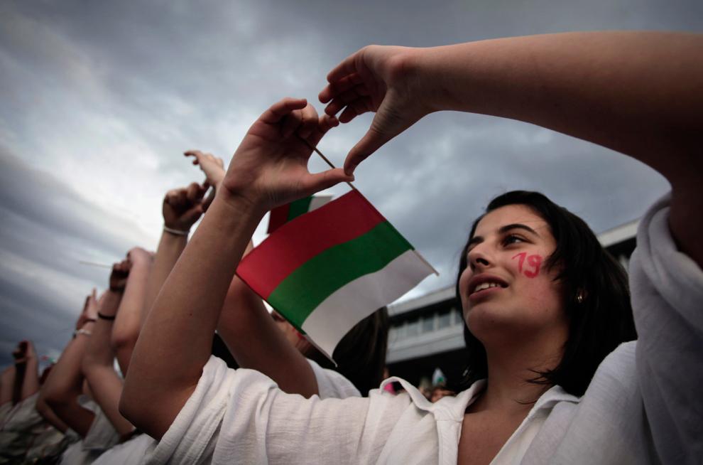 3163 Жизнь в Болгарии