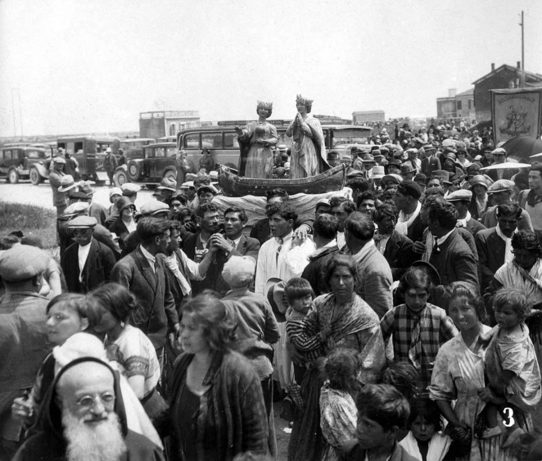 3176 Жизнь цыган в Европе до Второй Мировой войны