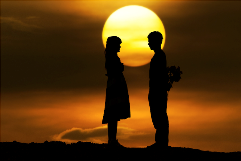 318 Солнечные силуэты в фотографиях Ирвинга Лубиса