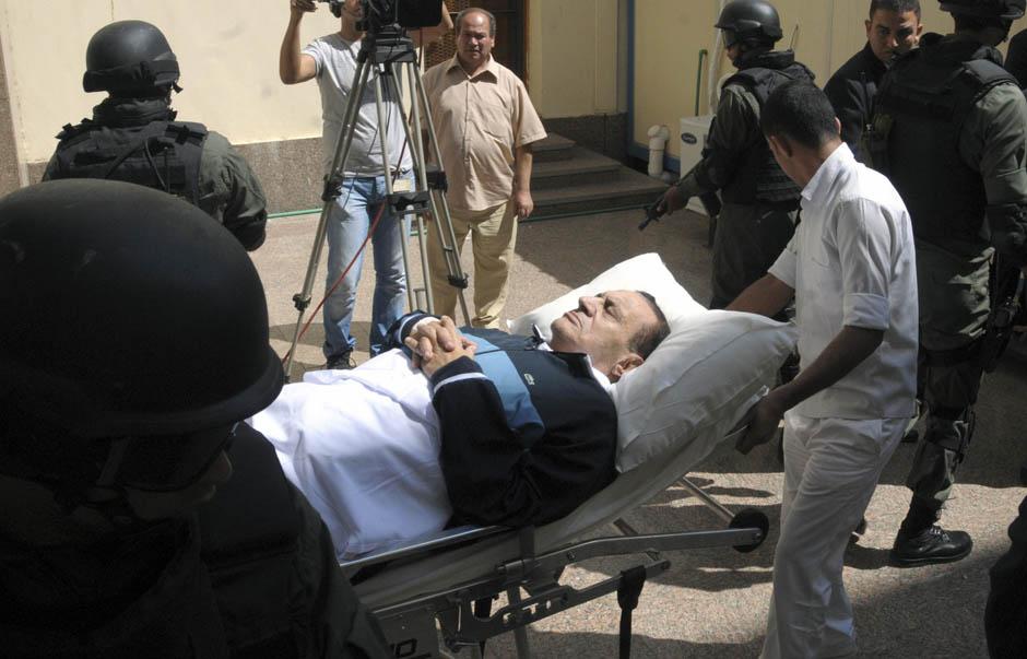 3187 Жизнь Хосни Мубарака в фотографиях